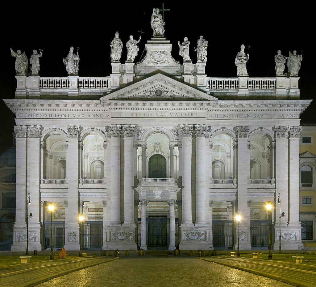 กรุงโรม-สถาปัตยกรรมงดงาม