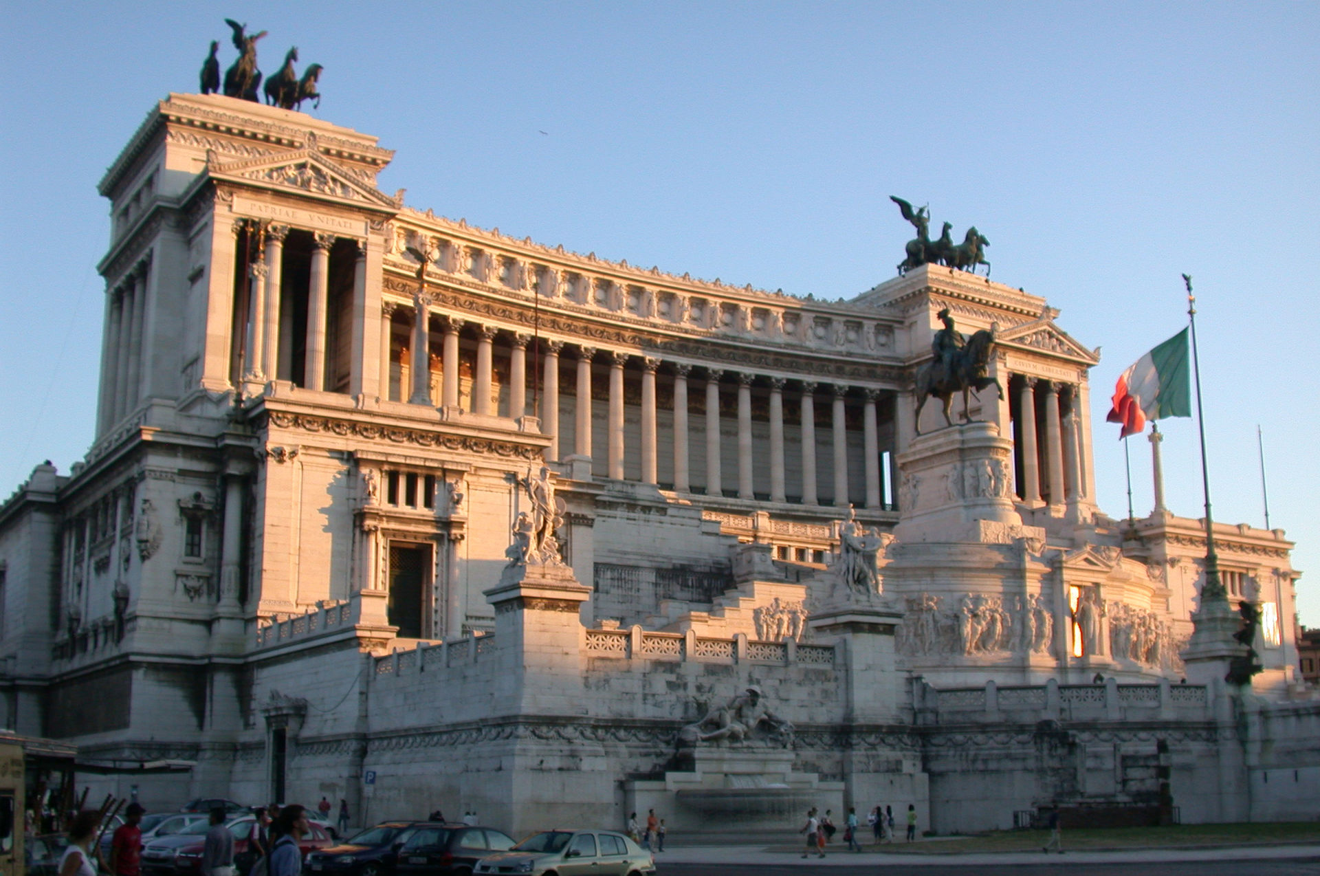 กรุงโรม-อนุสาวรีย์