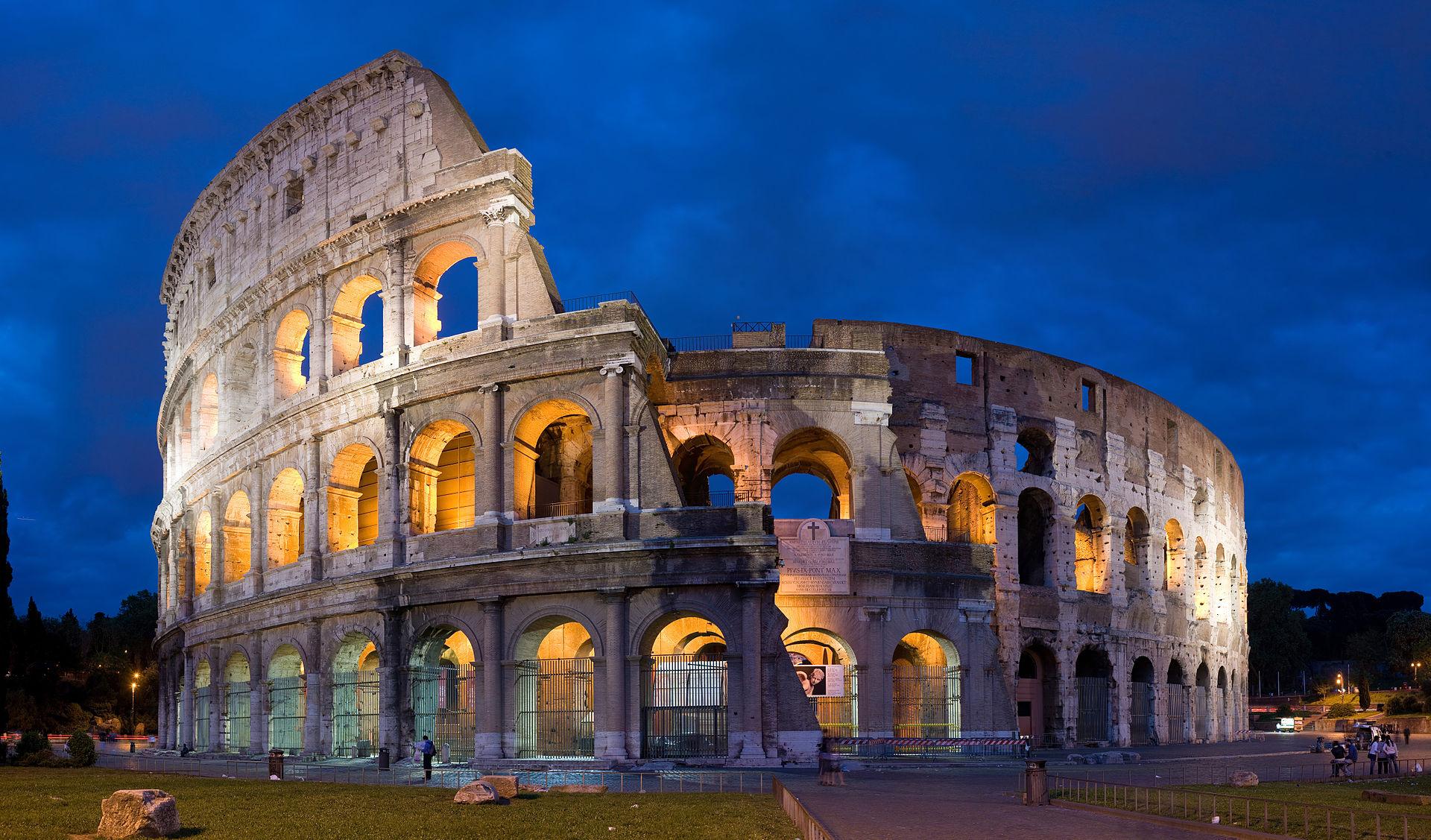 กรุงโรม-โครอสเซียม