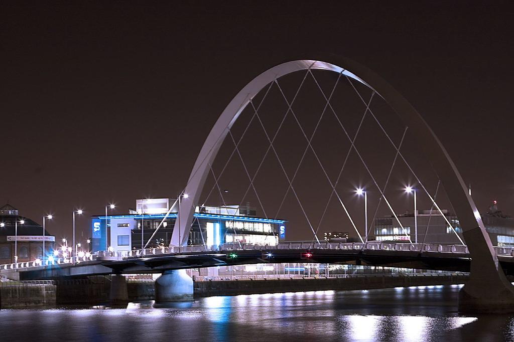 กลาสโกว์-สะพานยุคใหม่
