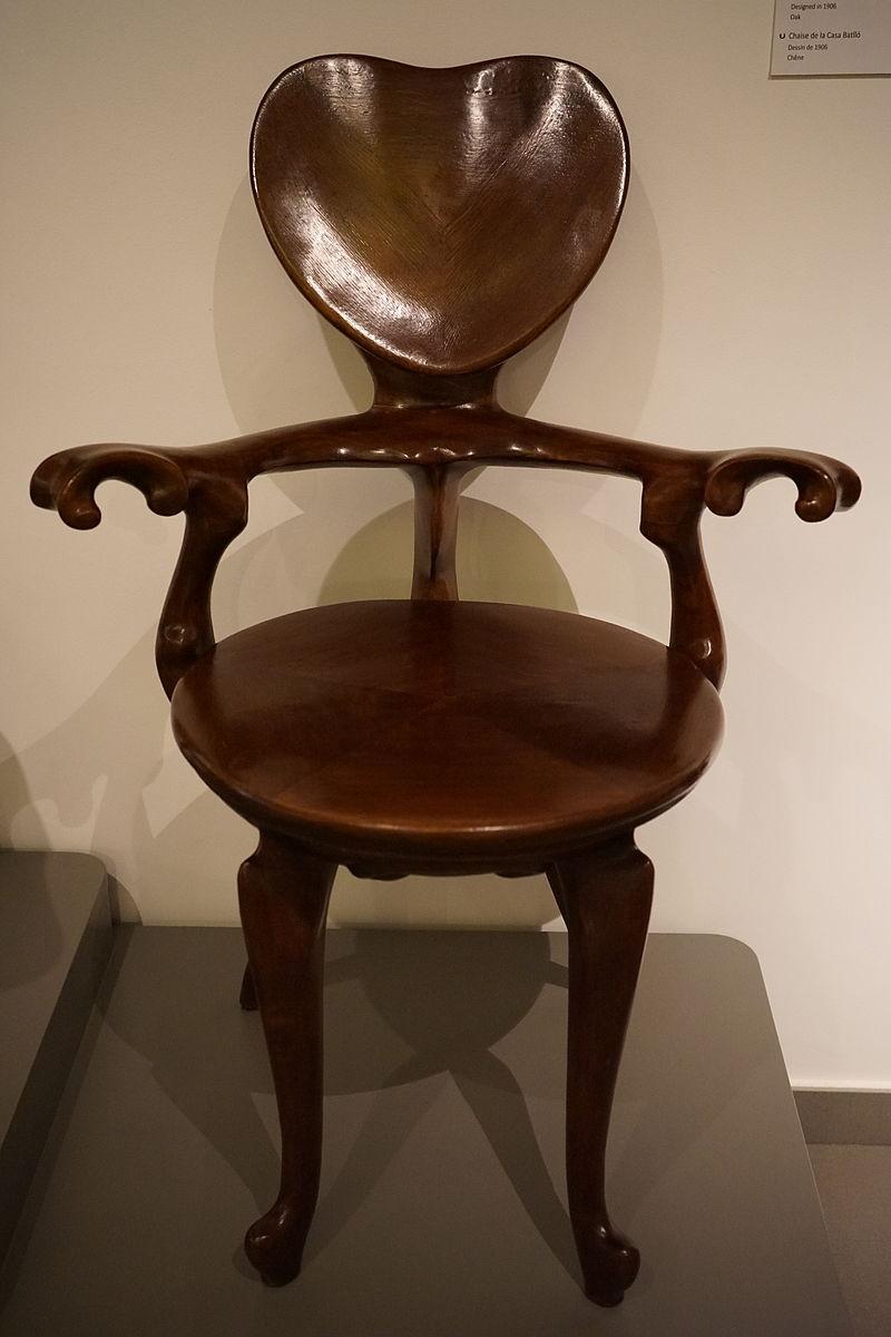 คาซ่า บัตโล่-เก้าอี้