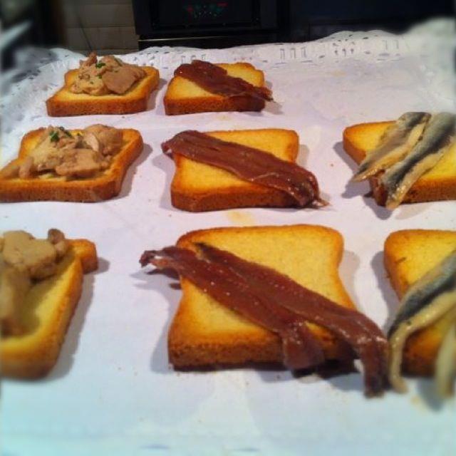 ตลาดซานมิเกล-ขนมปังหน้าต่างๆ