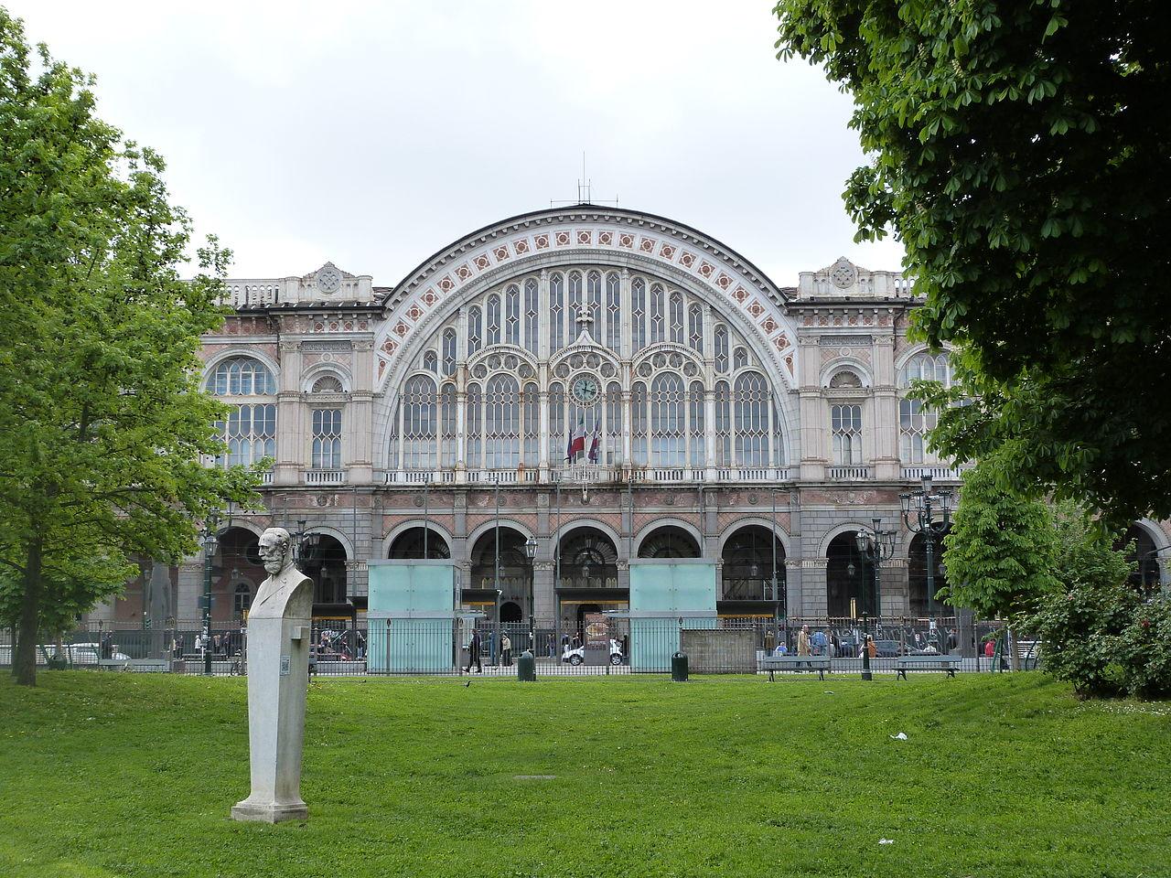 ตูริน-สถานีรถไฟ