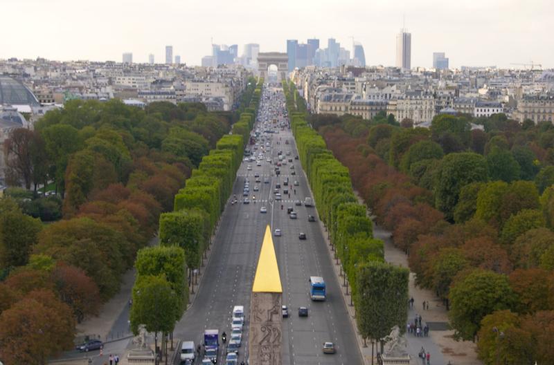 ถนนฌ็องเซลิเซ่ -งดงาม