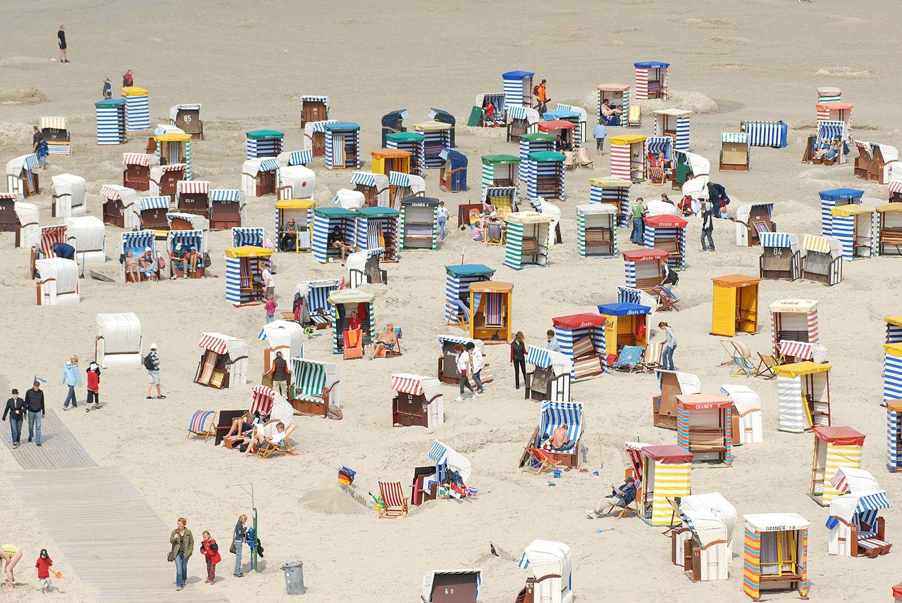 ทะเลวาดเดน-ฤดูท่องเที่ยว