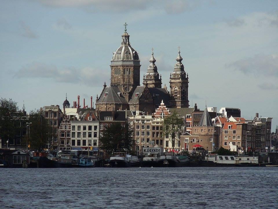 ที่ขึ้นชื่ออัมสเตอร์ดัม