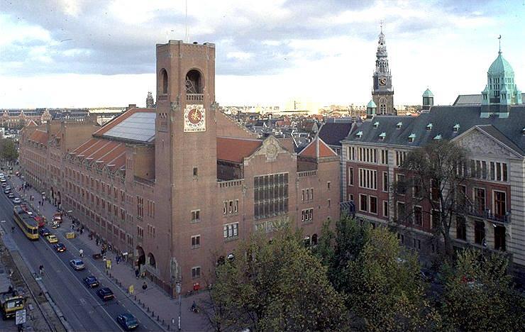 ที่เที่ยวอัมสเตอร์ดัม