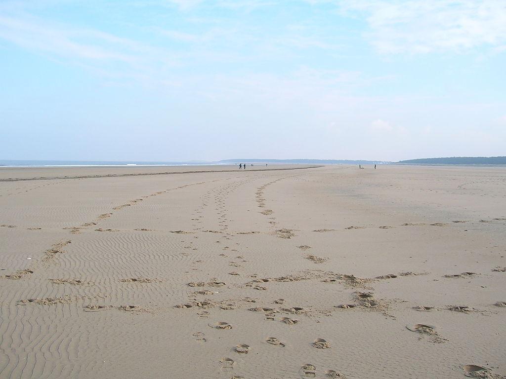 นอร์ฟอล์ก -หาดทรายสวยๆ