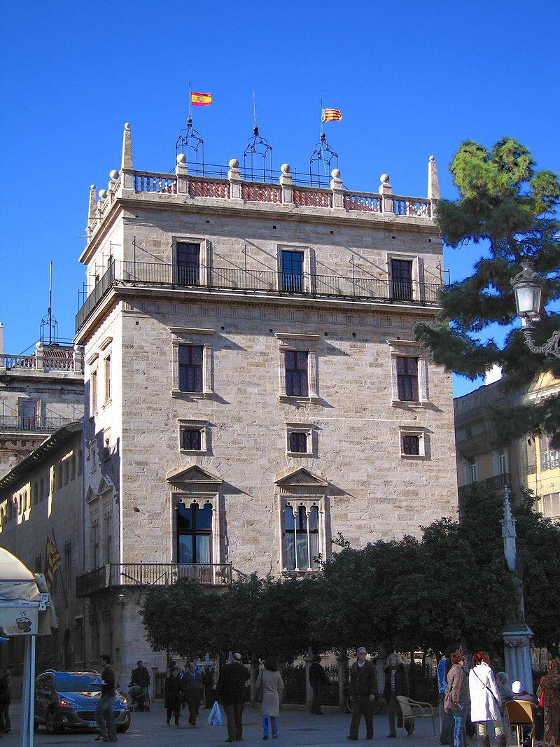 บาเลนเซีย-อาคารทรงโรมัน