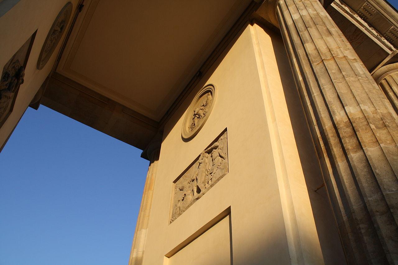 ประตูบรันเดนบูร์ก-รายละเอียด