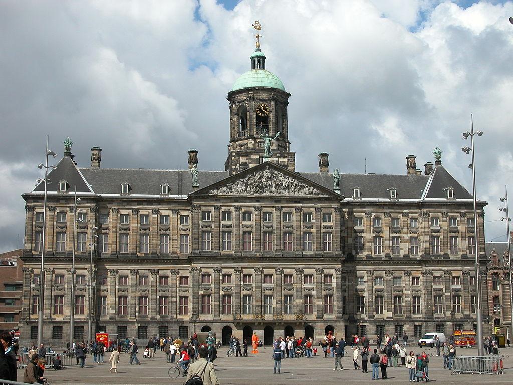พระราชวังหลวง อัมสเตอร์ดัม -สวยงาม