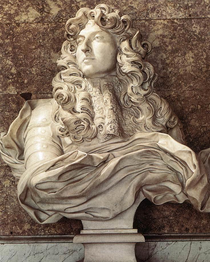 พระราชวังแวร์ชายส์ -พระเจ้าหลุยส์