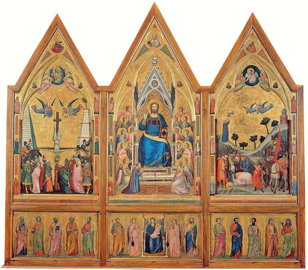 พิพิธภัณฑ์นครวาติกัน-ภาพเขียนทางศาสนา