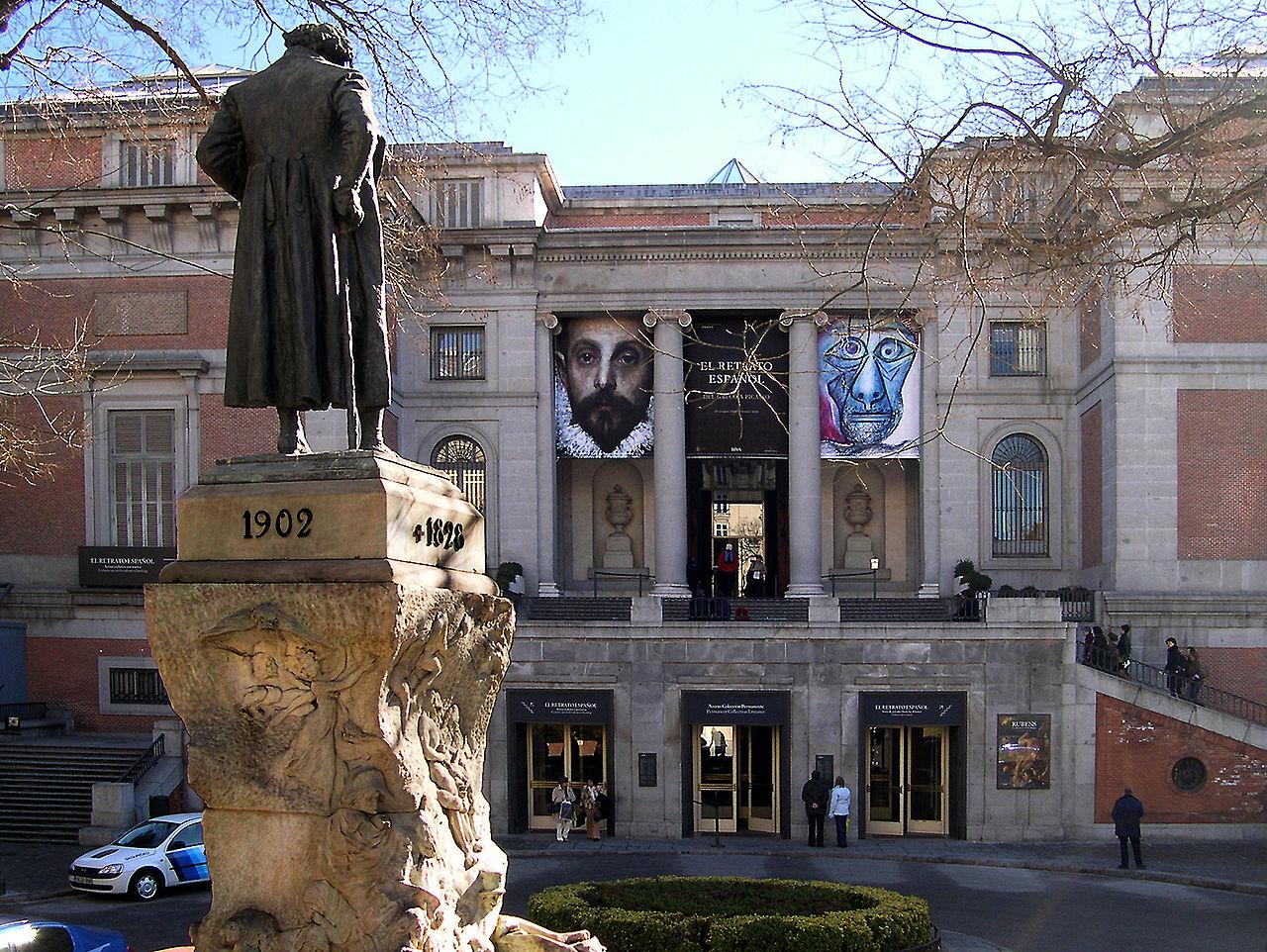 พิพิธภัณฑ์ปราโด-อีกด้าน