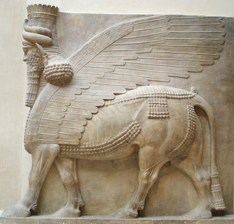 พิพิธภัณฑ์ลูฟร์-ปะติมากรรมจากอียิปต์