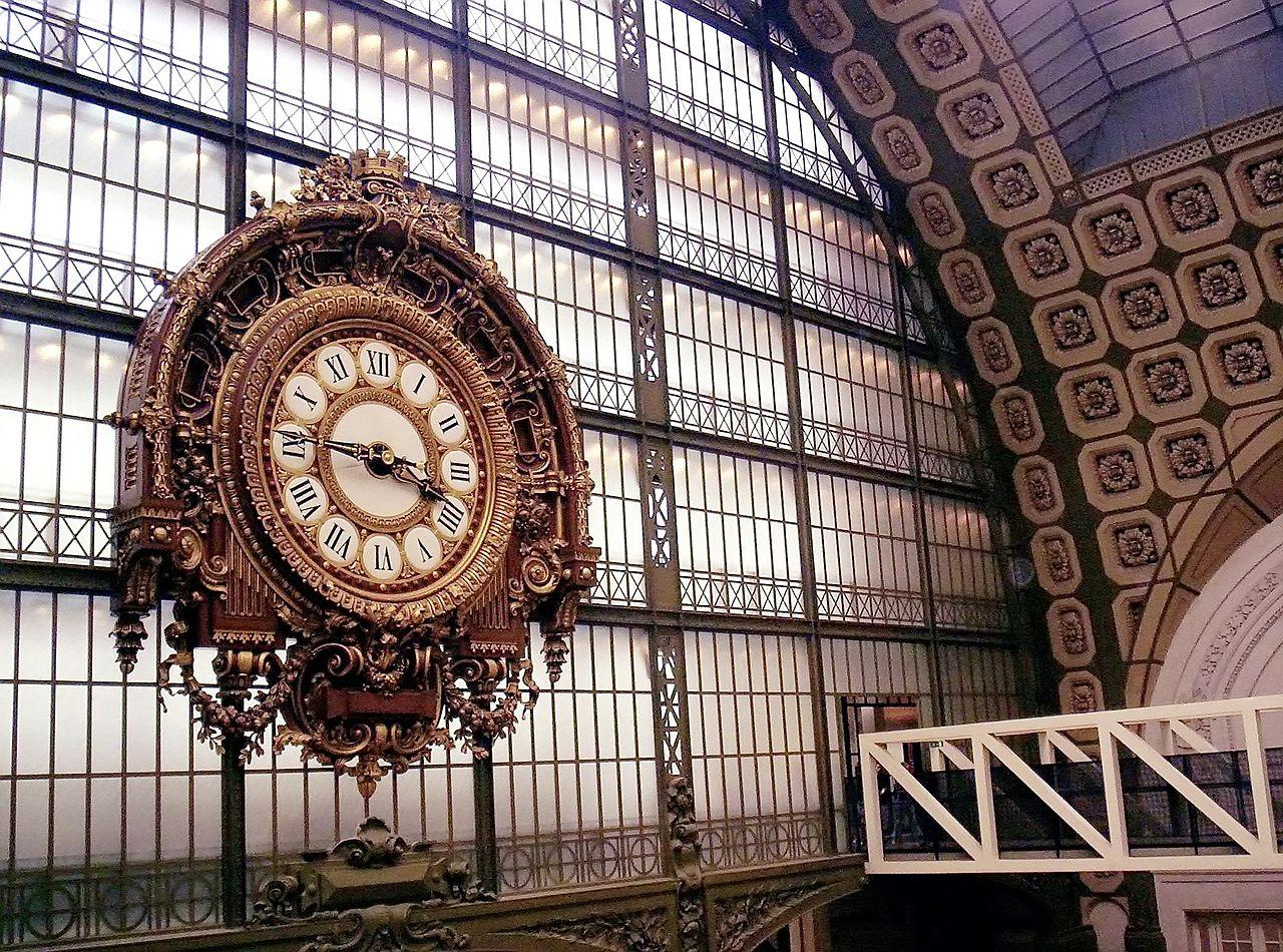 พิพิธภัณฑ์ออร์เซย์ -นาฬิกา