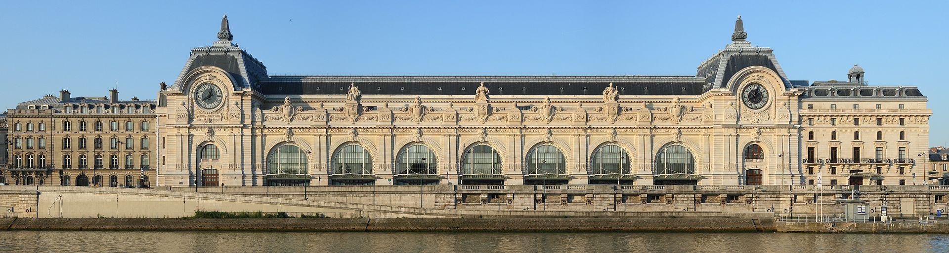 พิพิธภัณฑ์ออร์เซย์ -ริมเเม่น้ำ