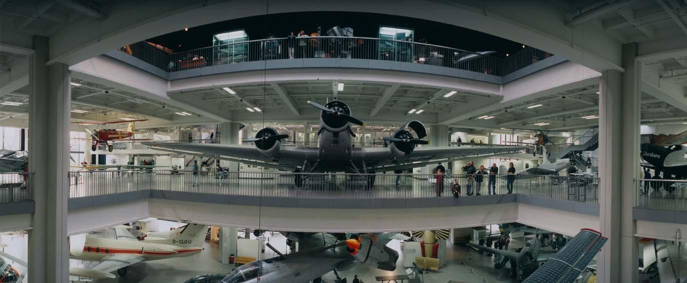 พิพิธภัณฑ์เยอรมัน -การบิน