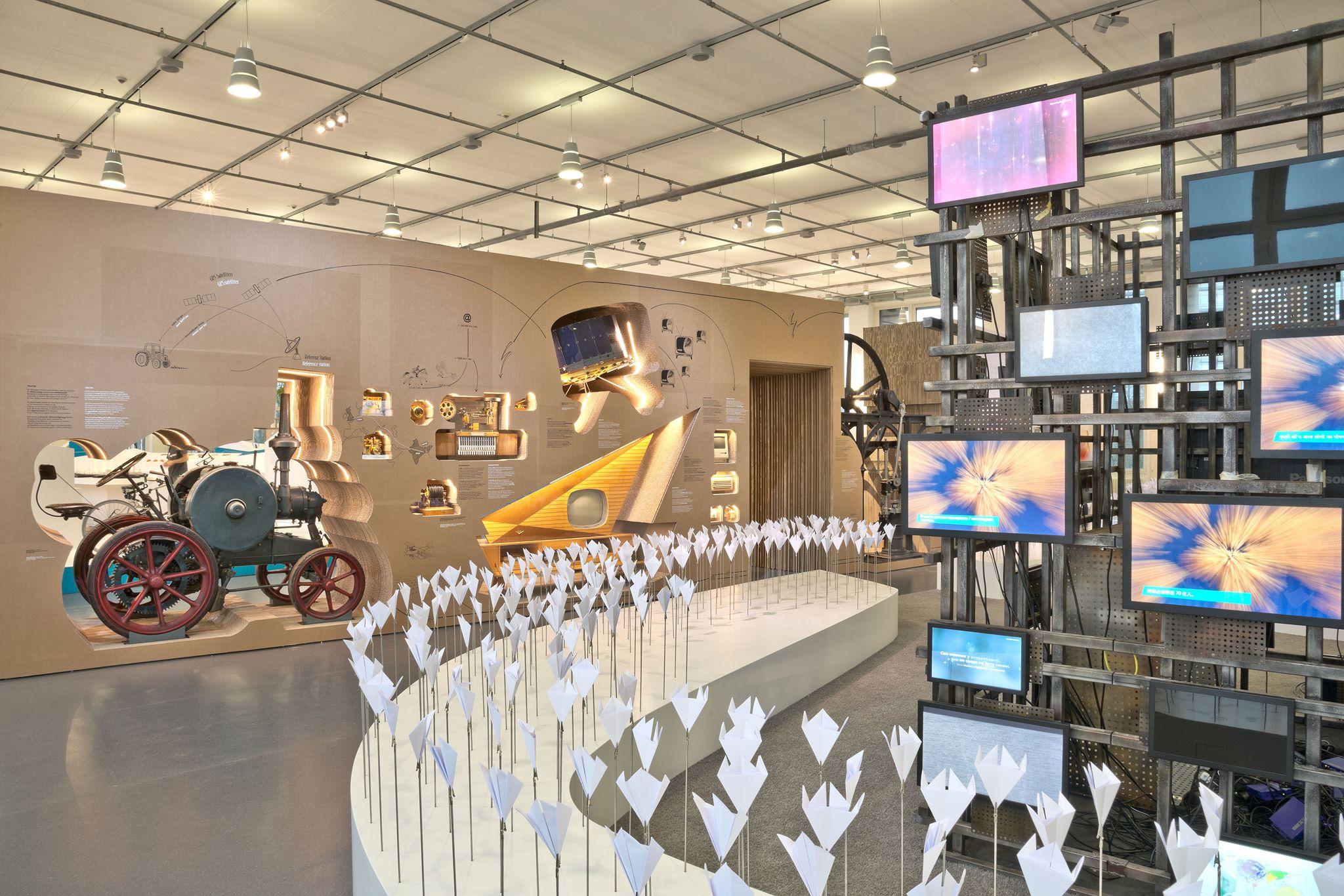 พิพิธภัณฑ์เยอรมัน -บรรยากาศ