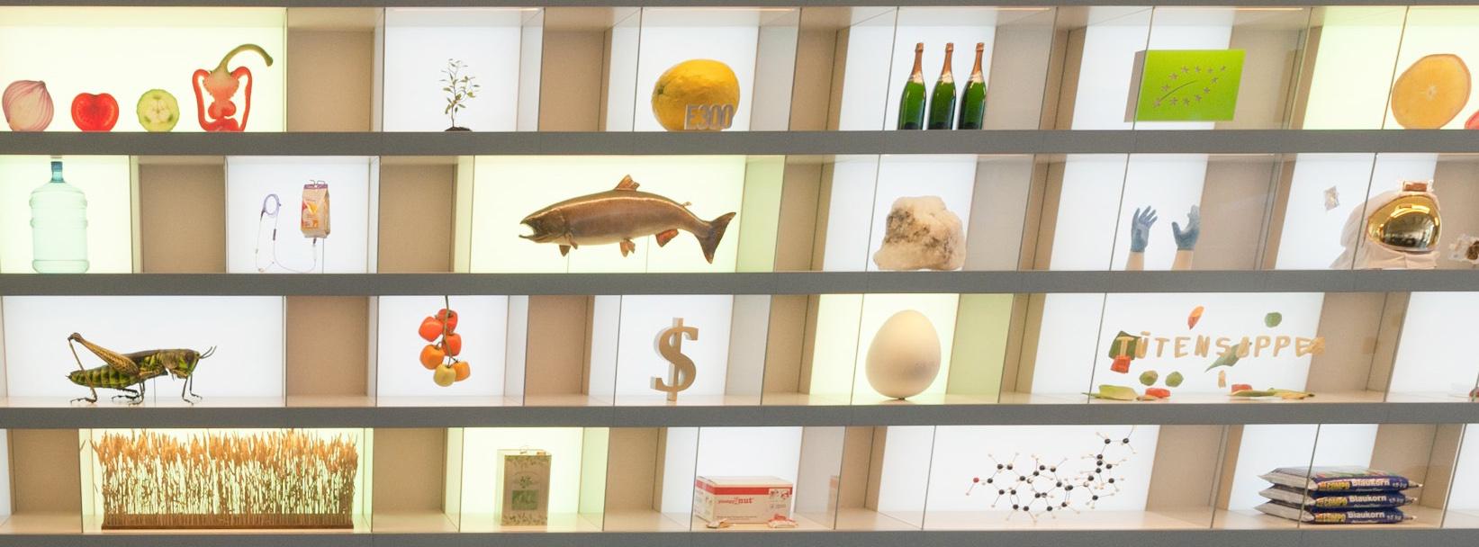 พิพิธภัณฑ์เยอรมัน -เรื่องราว