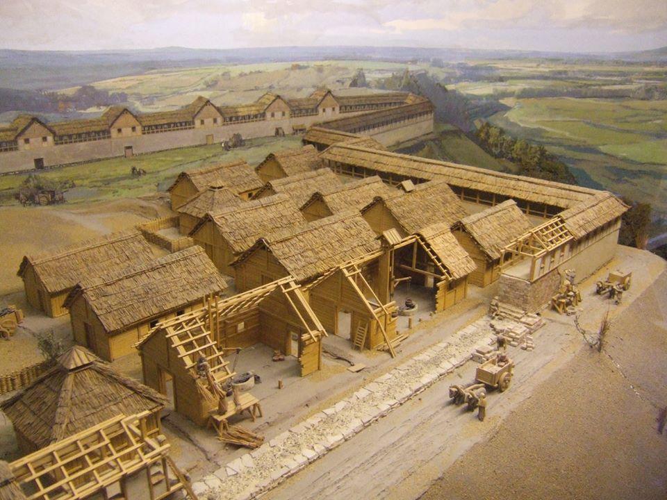 พิพิธภัณฑ์เยอรมัน -โมเดลจำลอง