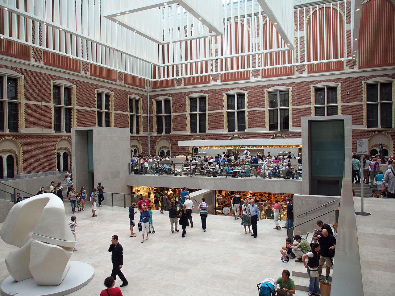 พิพิธภัณฑ์เร็กซ์ -บรรยากาศในพิพิธภัณฑ์