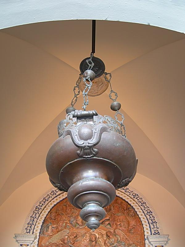 มหาวิหารปิซา-งานศิลปิ์ภายใน