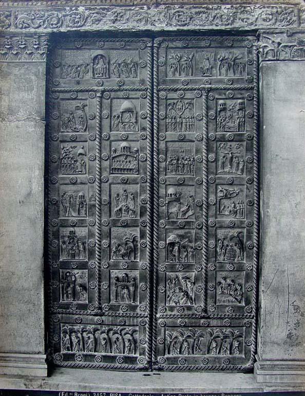มหาวิหารปิซา-ประตูสำริด