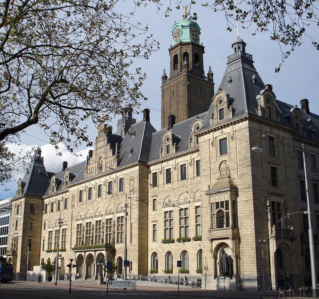 รอตเตอร์ดัม-อาคารเก่า