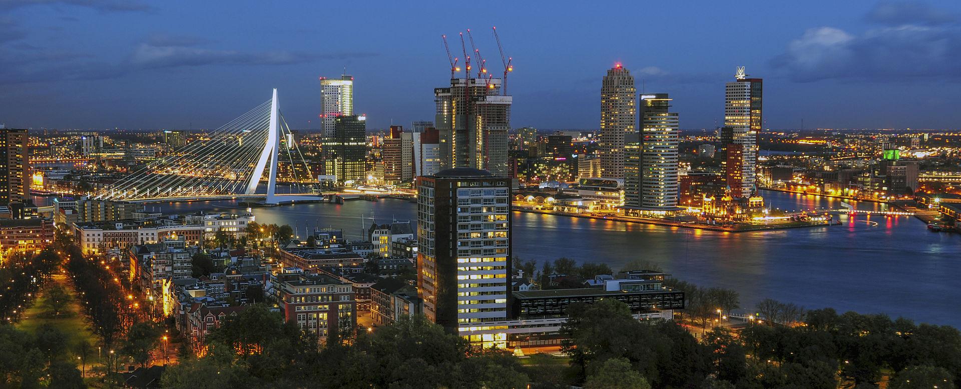 รอตเตอร์ดัม-เมืองยุคใหม่