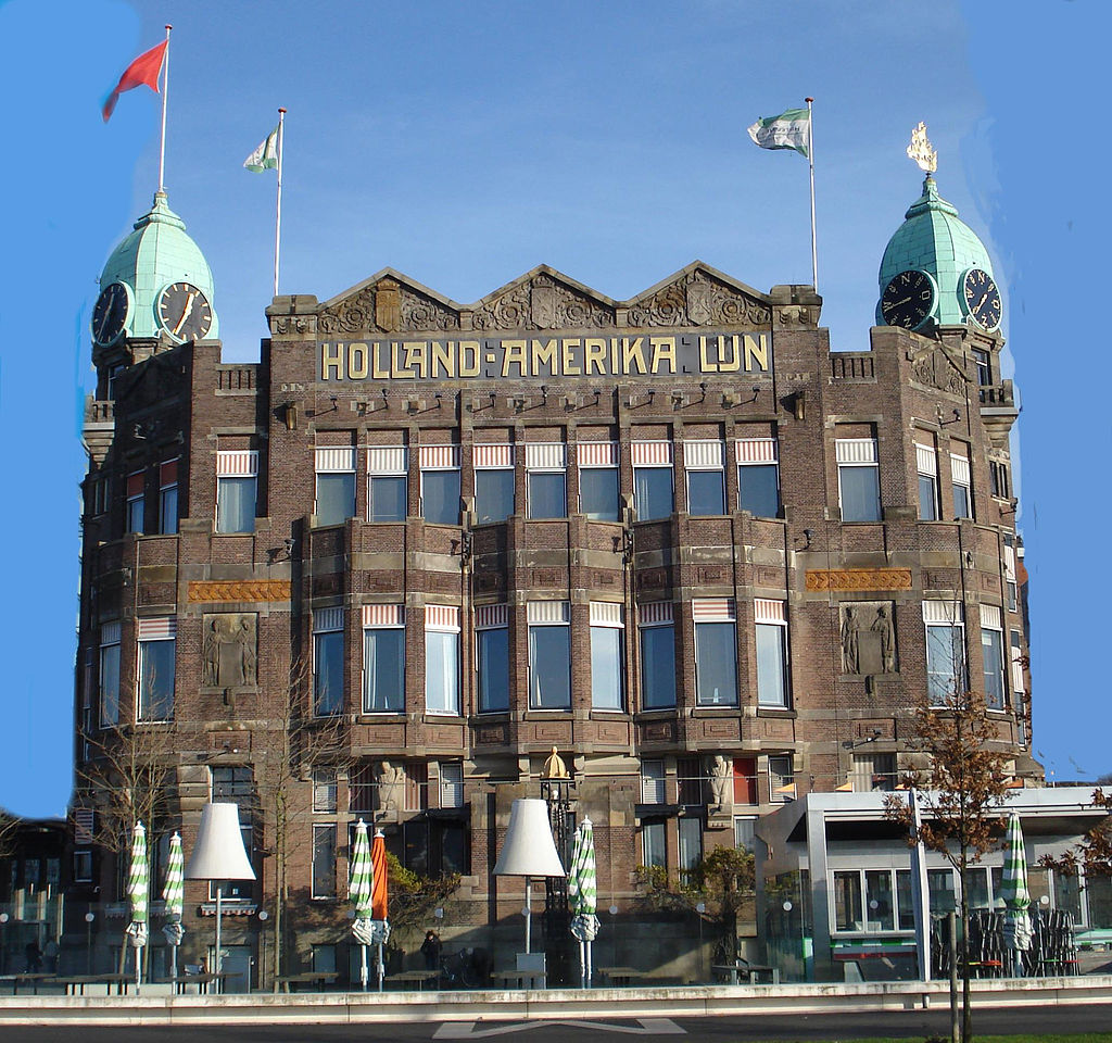รอตเตอร์ดัม-โรงเเรมเก่า