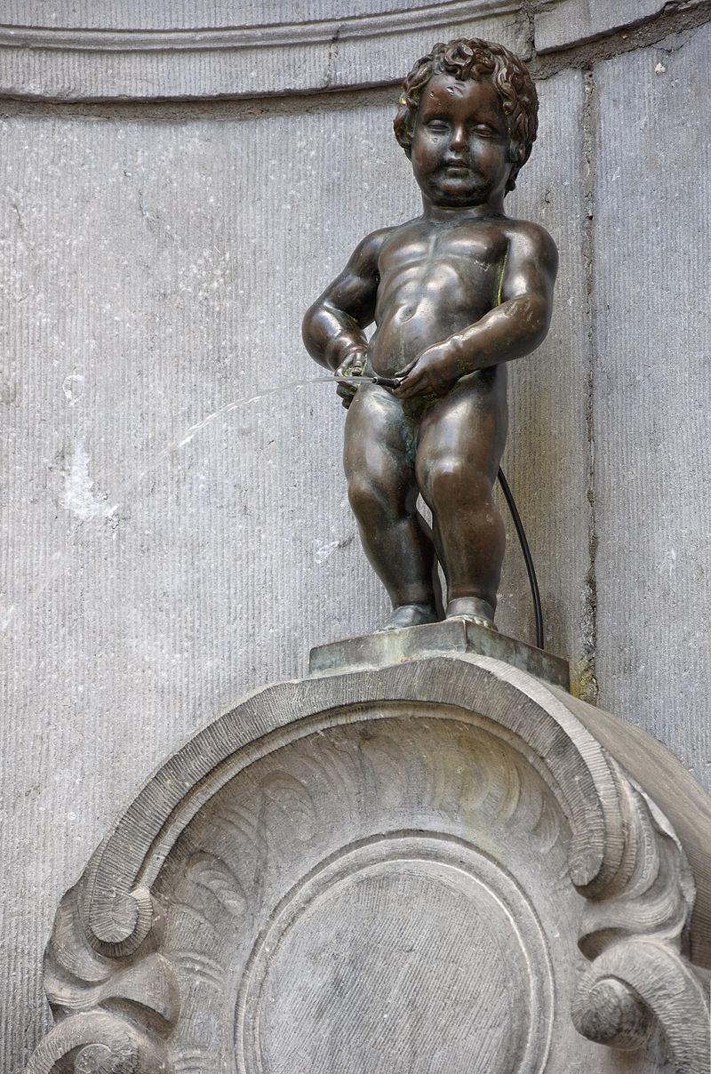 รูปปั้นแมนิเกนพีส-รูปปั้นสวยๆ
