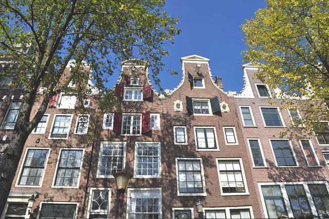 ล่องเรือในอัมสเตอร์ดัม -สถานที่สำคัญๆ