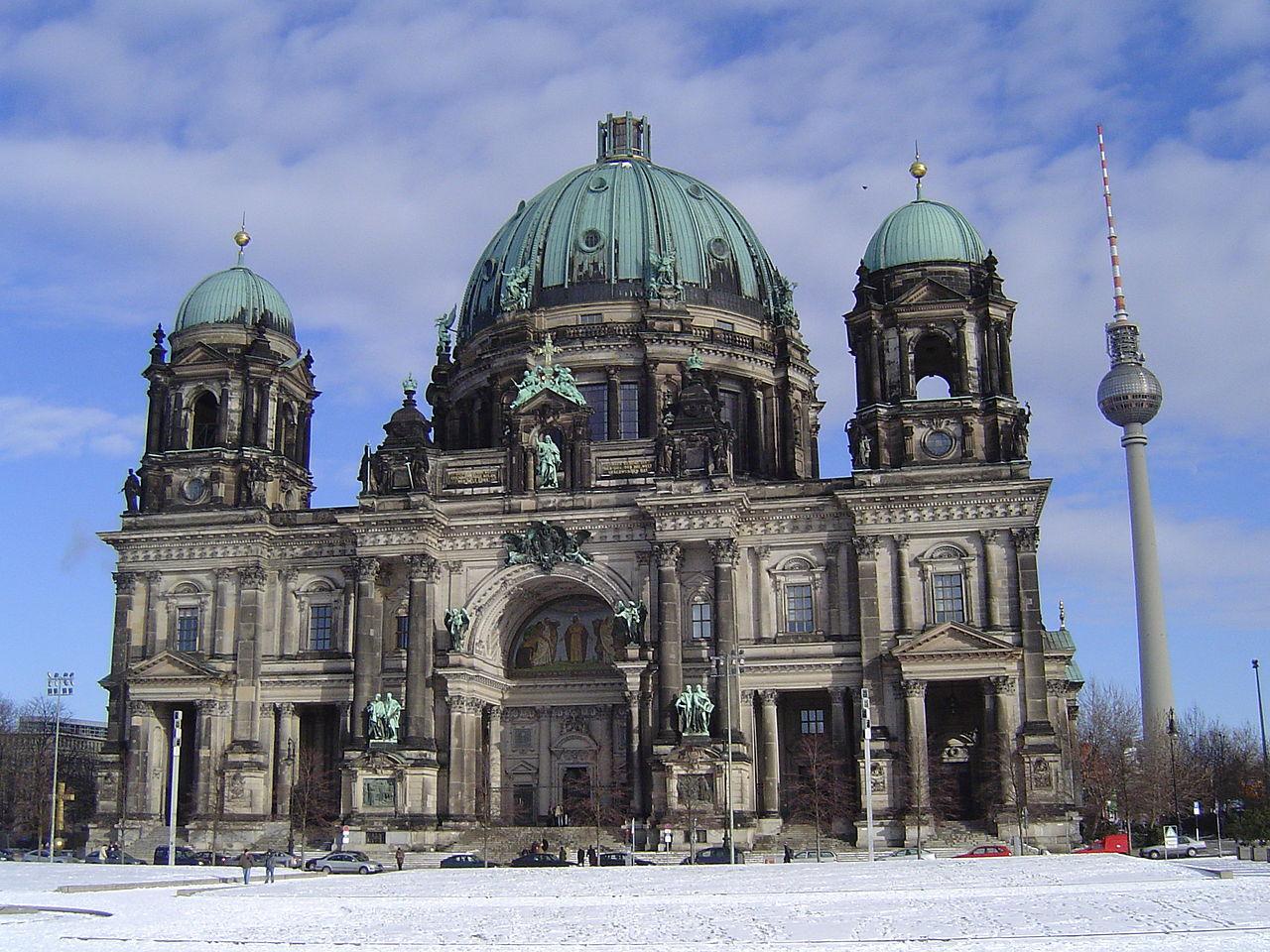 วิหารเบอร์ลิน-งดงาม