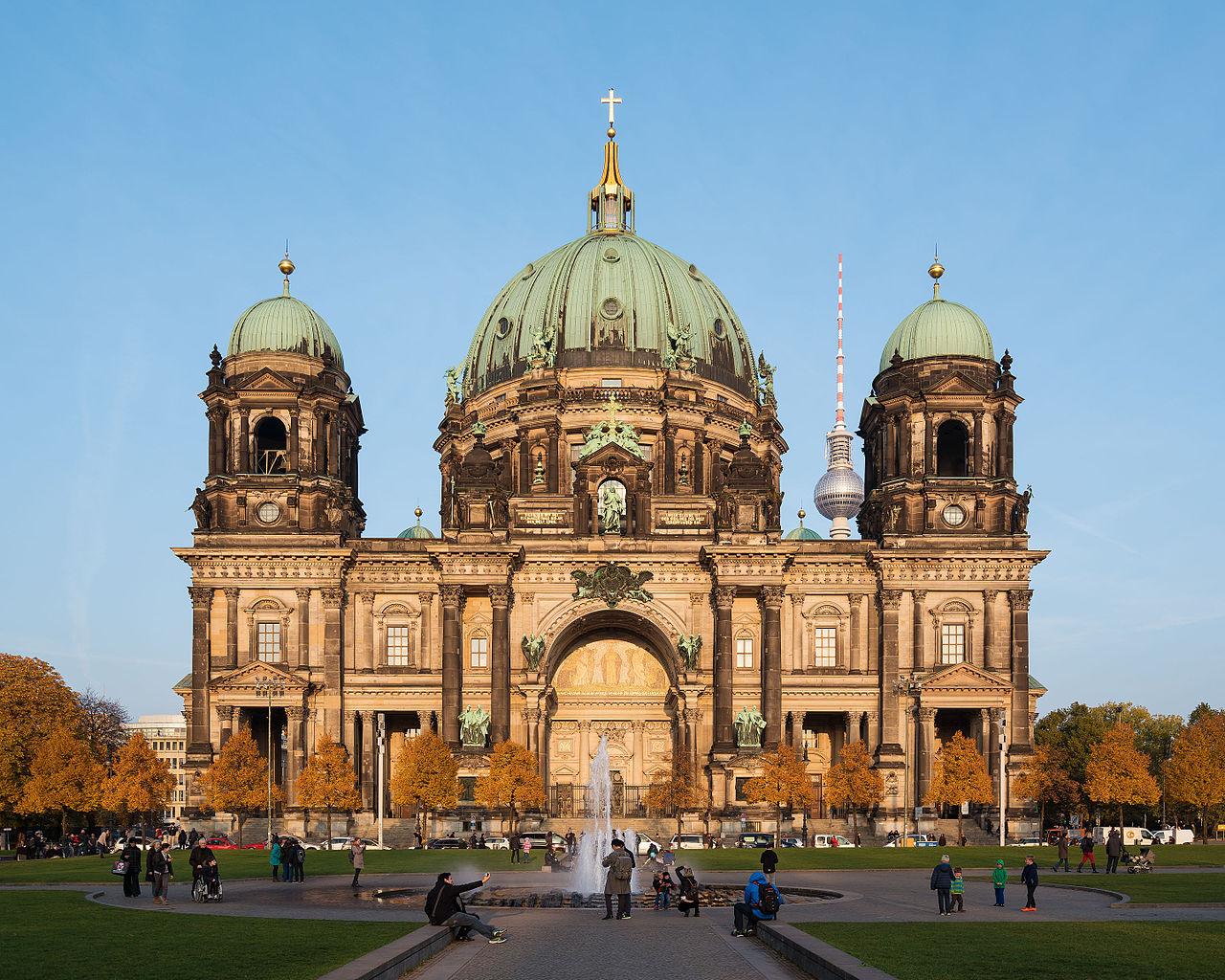 วิหารเบอร์ลิน-สวยงาม