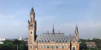 ศาลยุติธรรมระหว่างประเทศ -อาคาร