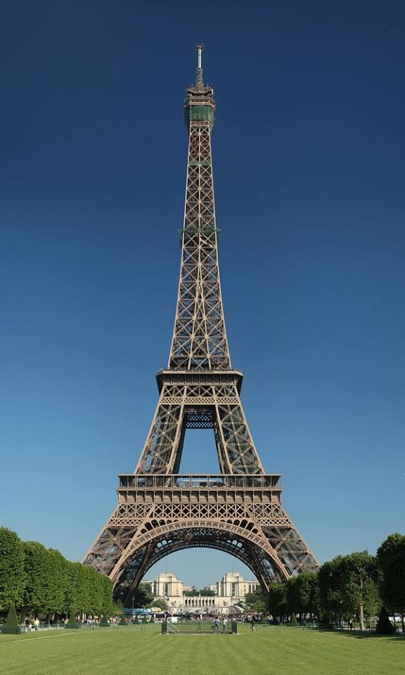 สถานที่ท่องเที่ยวปารีส