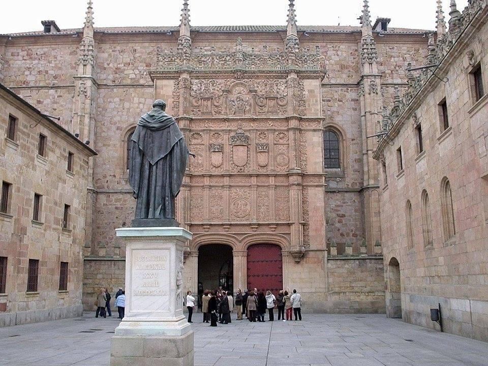 สถานที่ท่องเที่ยวสเปน