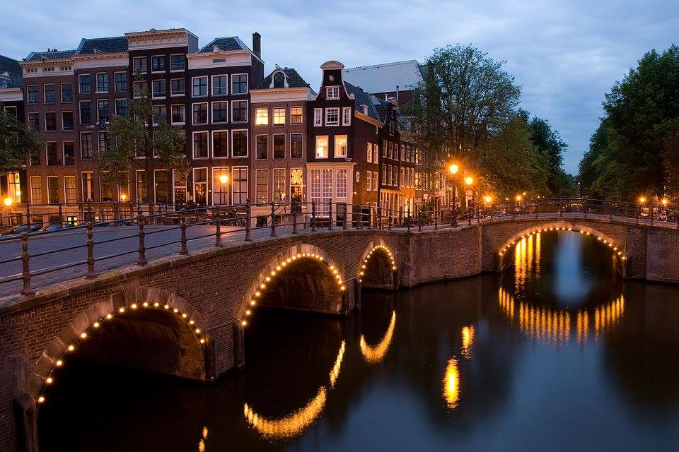 สถานที่ท่องเที่ยวอัมสเตอร์ดัม