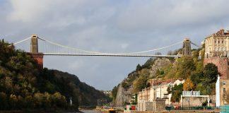 สะพานแขวนคลิฟตัน-อลังการ