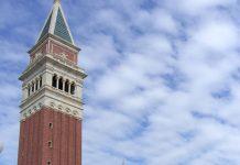 หอระฆังเซนต์มาร์ก-ยิ่งใหญ่