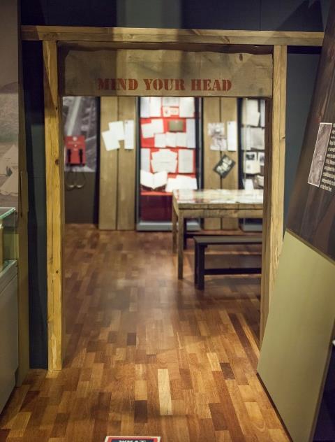 หอสมุดแห่งชาติสก็อตแลนด์-นิทรรศการ