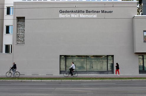 อนุสรณ์กำแพงเบอร์ลิน-พิพิธภัณฑ์