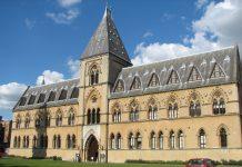 ออกซ์ฟอร์ด -มหาวิทยาลัยออกซ์ฟอร์ด