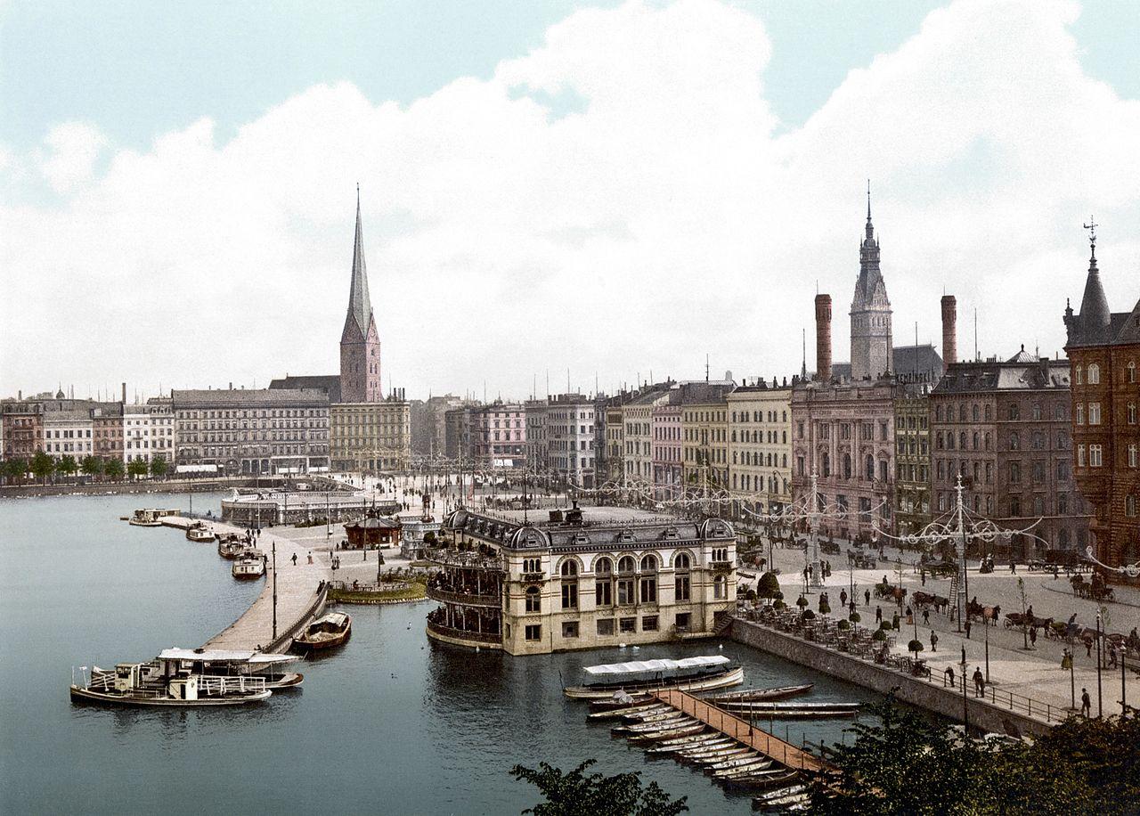 ฮัมบูร์ก-อดีตของเมือง