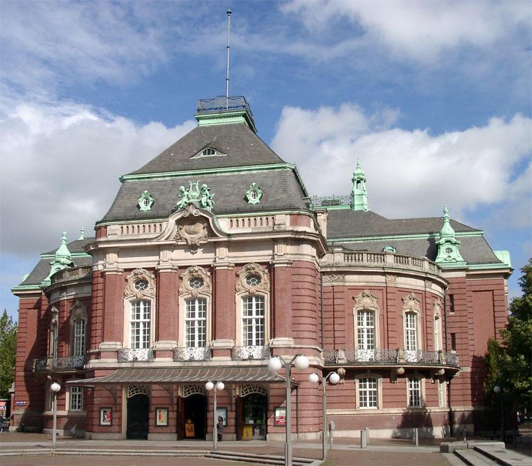 ฮัมบูร์ก-โรงละคร
