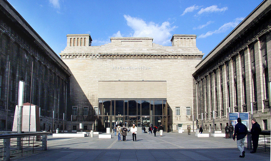 เกาะพิพิธภัณฑ์-พิพิธภัณฑ์ Pergamon