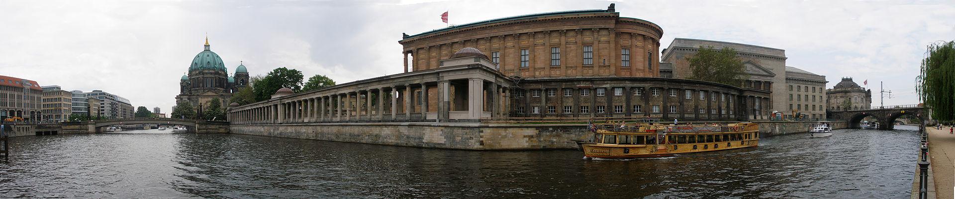 เกาะพิพิธภัณฑ์-เเม่น้ำ