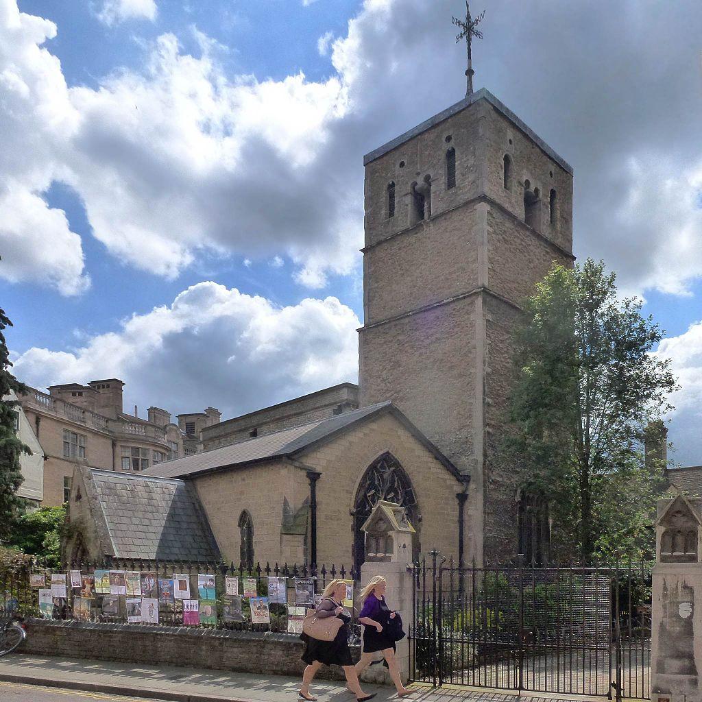 เคมบริดจ์-โบสถ์