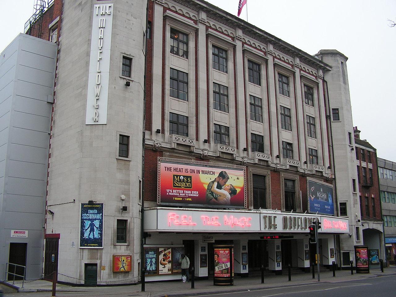 เซาแทมป์ตัน-โรงละคร